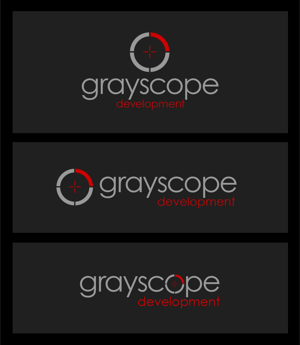 grayscope development - consulting logo