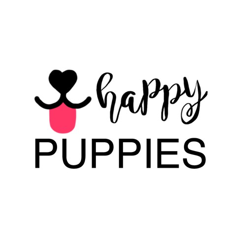 Logo für Happy Puppies