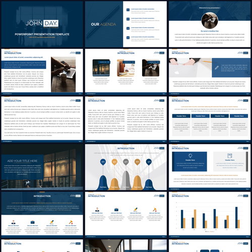 Powerpoint Presentation for JohnDAY