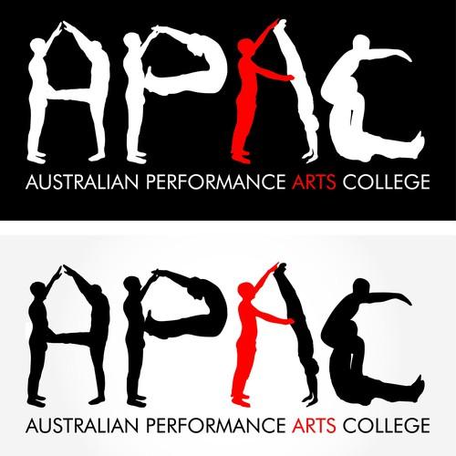 Australian Performing Arts College Logo