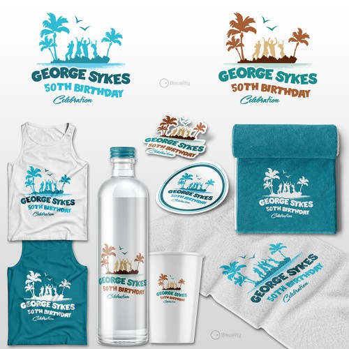 George Sykes 50th Birthday Celebration
