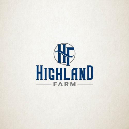 Highland Farm logo