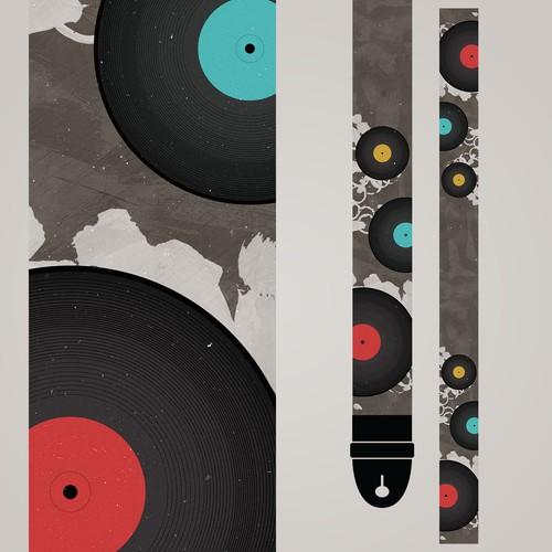 Guitar Strap Design