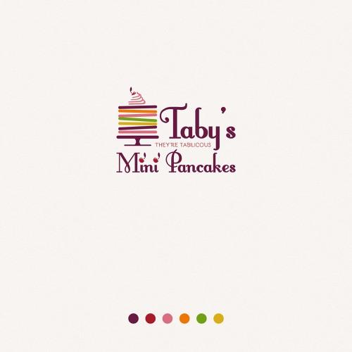 Pancakes Shop Logo