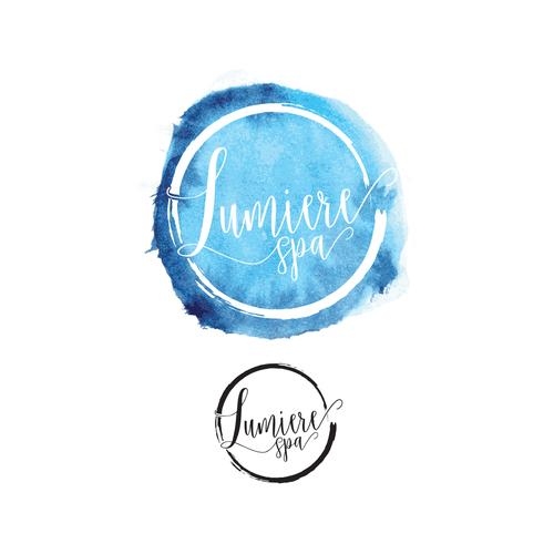 Lumiere Spa logo concept