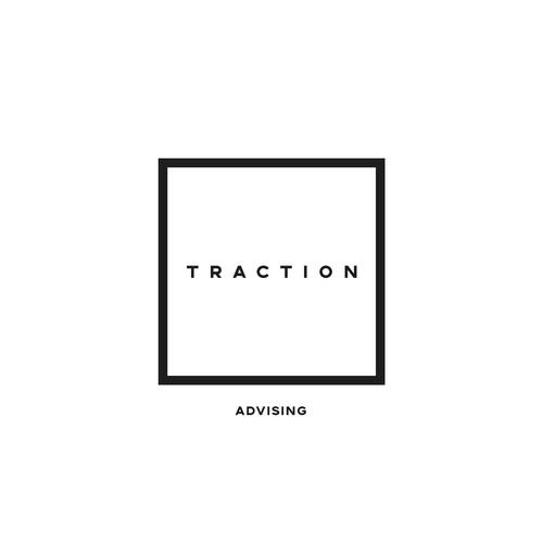 Logo for advising agency