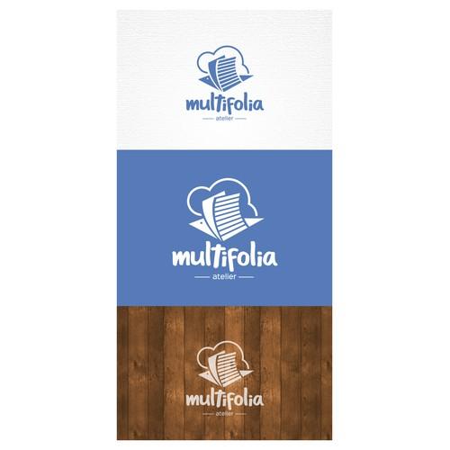 Creare logo che valorizzi manualità e contenga riferimenti all'illustrazione per l'infanzia