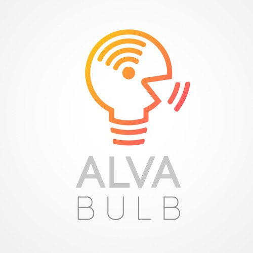 AlvaBulb Logo