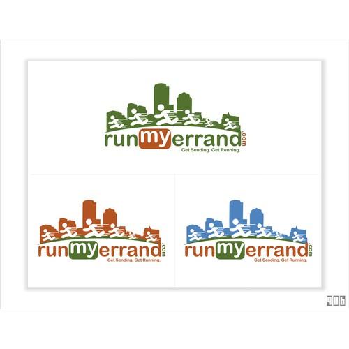 Logo for Run My Errand