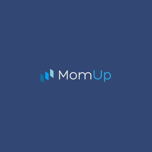 Momup Logo Design