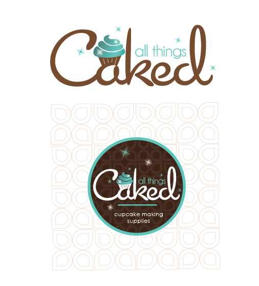 Create the next logo for All Things Caked