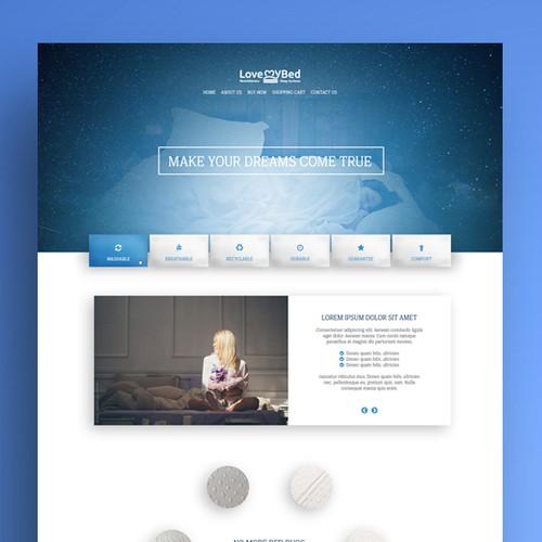 Mattress Website
