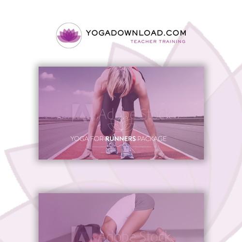Yoga website image
