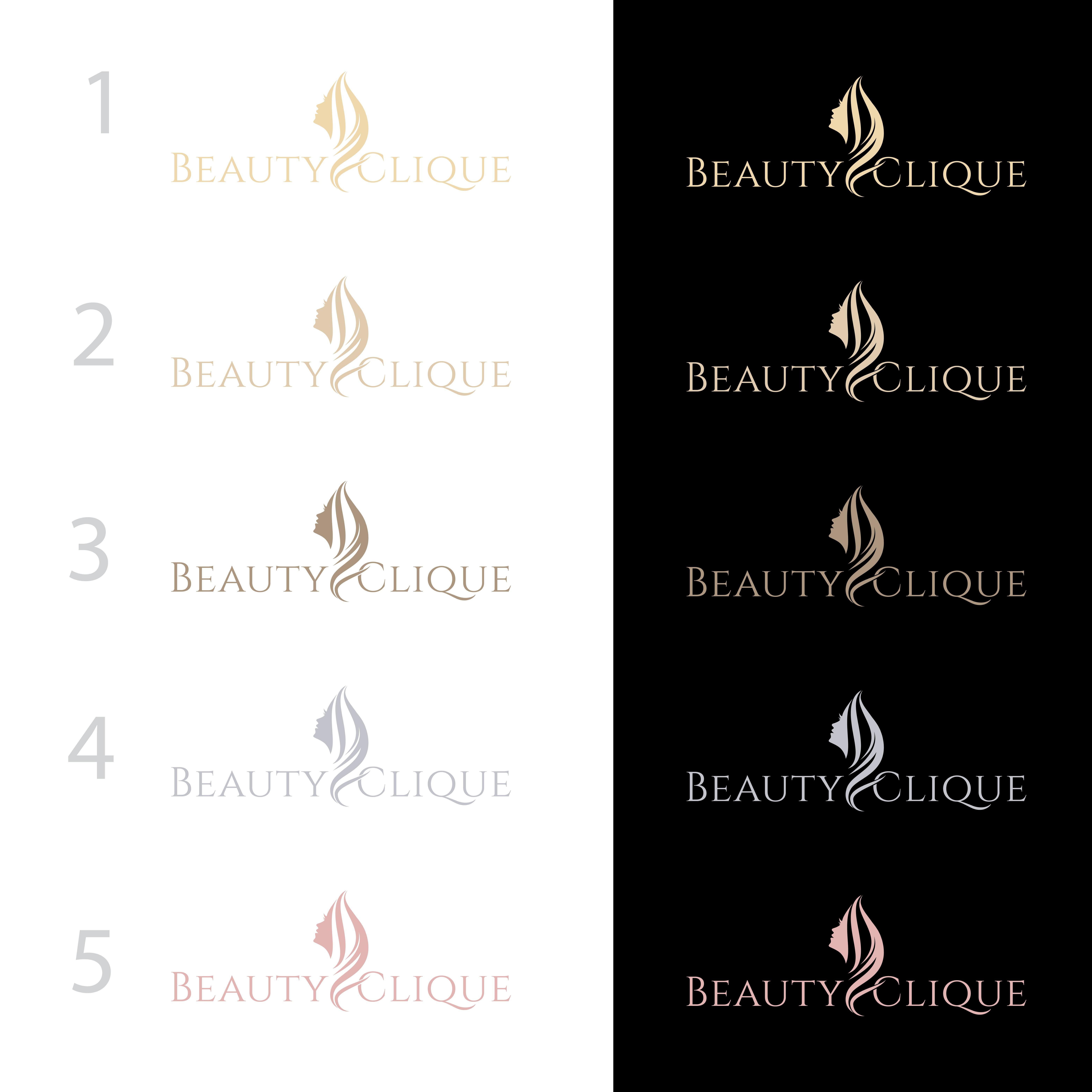 unique creative design for beauty salon