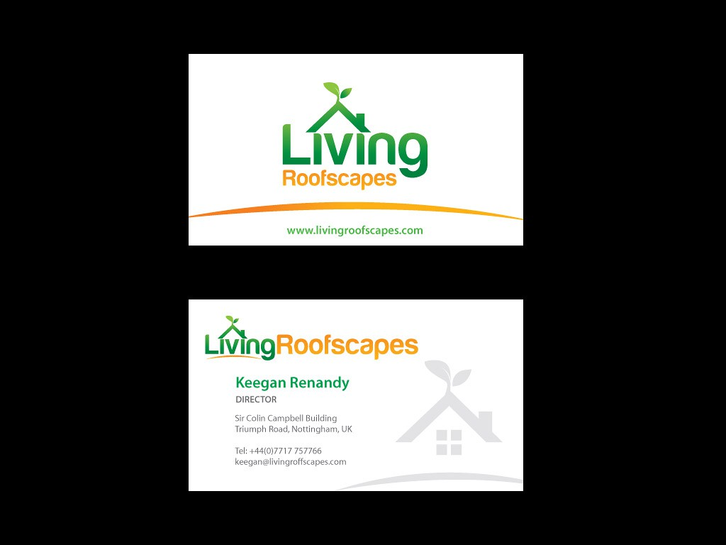 New logo wanted for Living Roofscapes