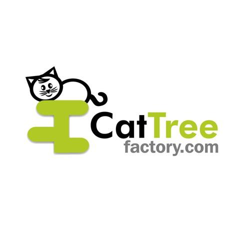 Logo for Cat Tree Factory