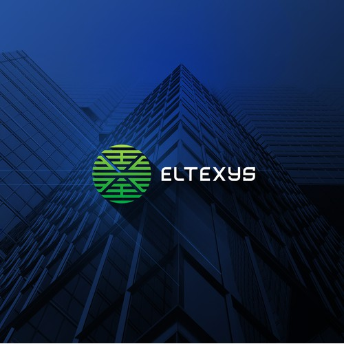 Geometric Logo for Eltexys