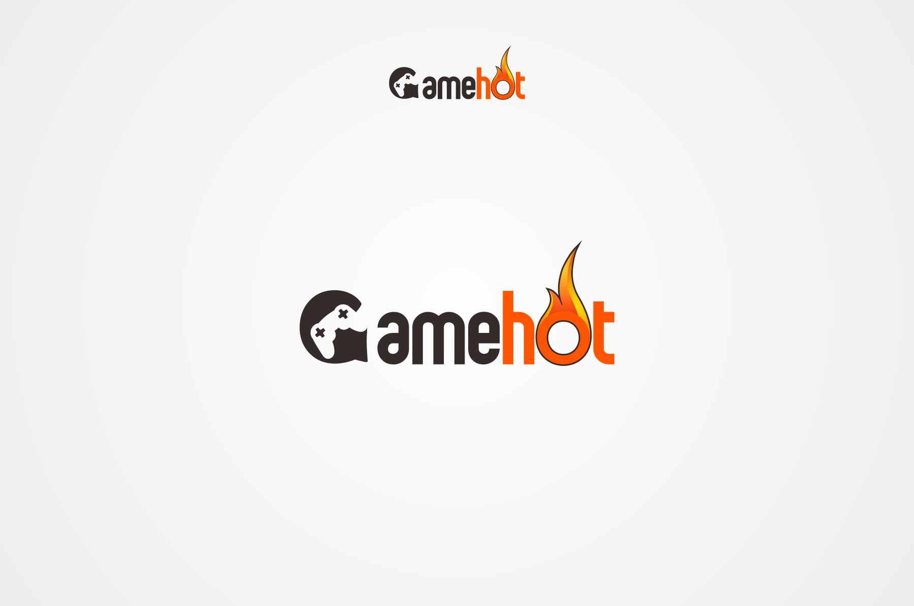 Create the next logo for GameHot