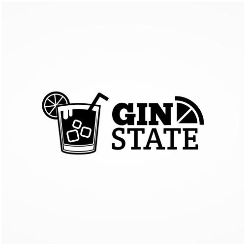 Logo Concept for Gin Pub
