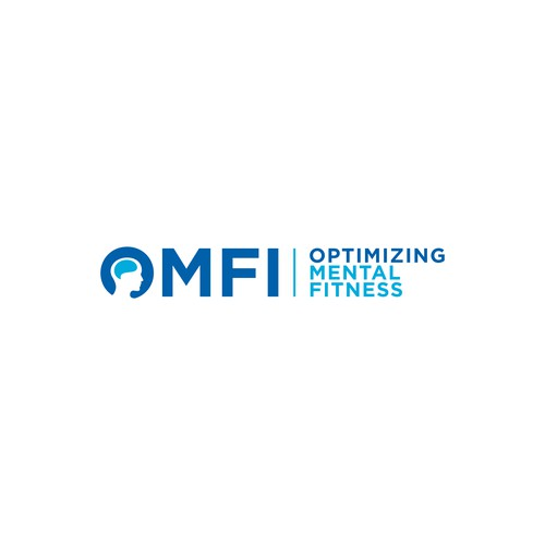 simple logo for OMFI