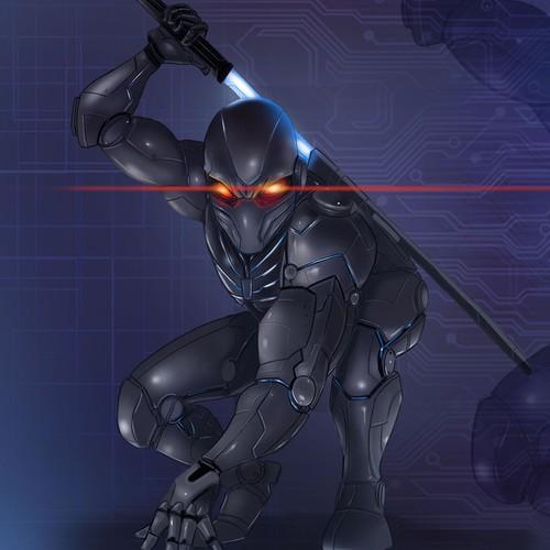 Cybernetic Ninja