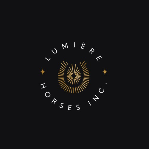 Lumiere Horses Logo