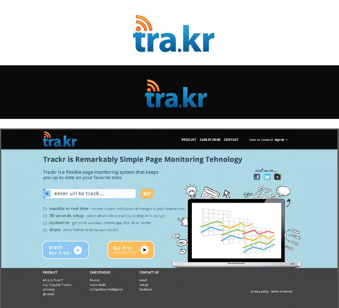 logo for tra.kr