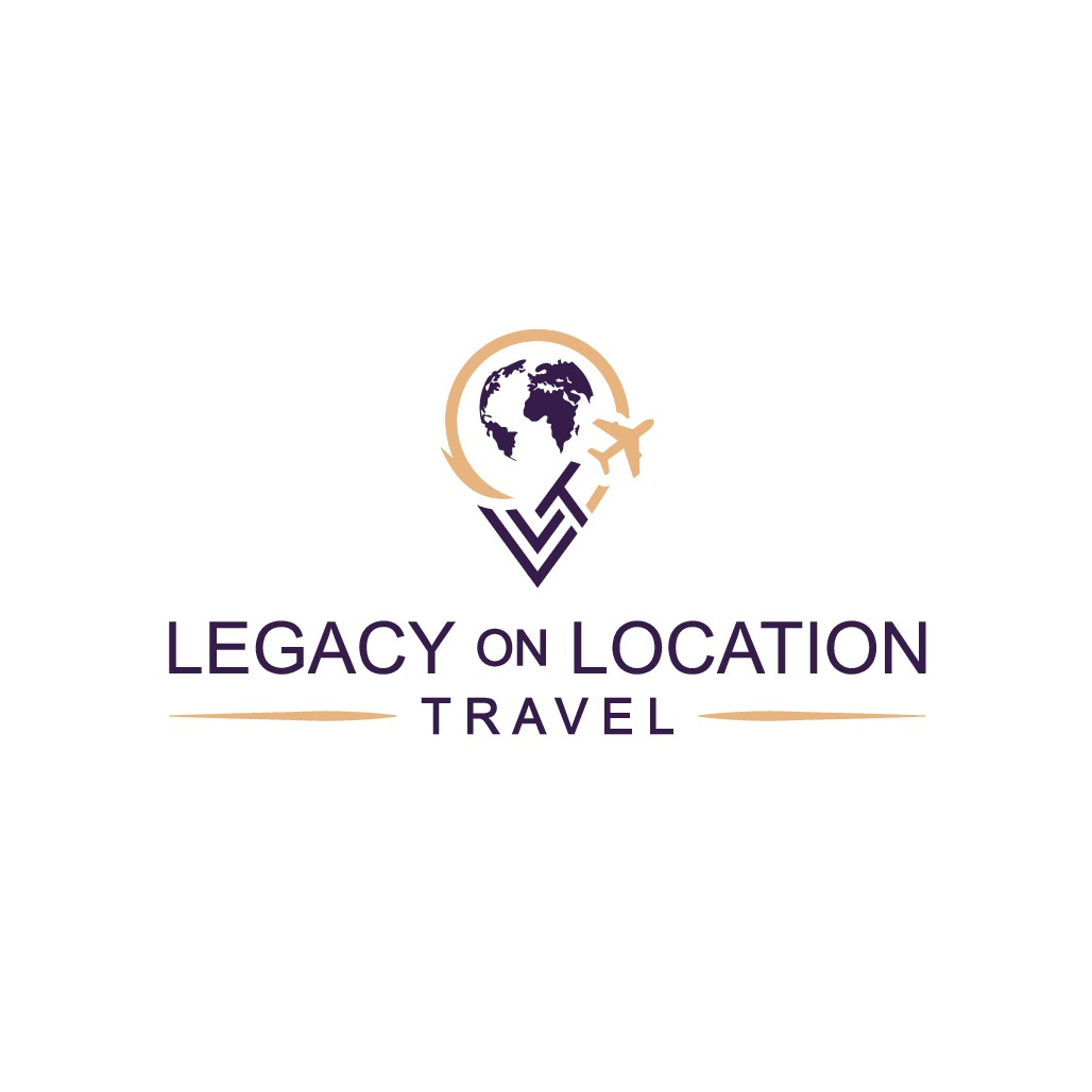 Design a powerful modern logo for a luxury boutique travel agency