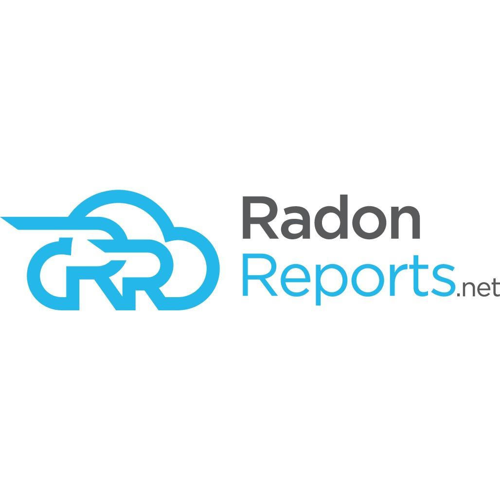 Design a company logo for RadonReports.net