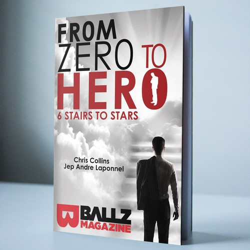 FROM ZERO TO HERO COVER BOOK