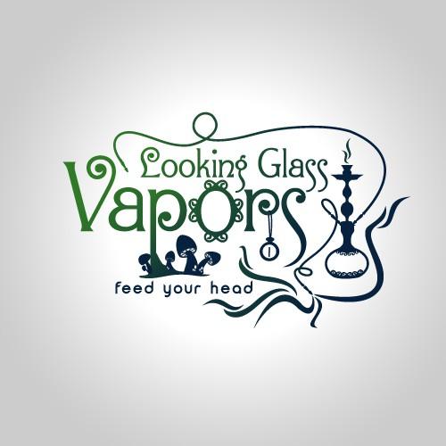 Logo Design foe E-Vapor company