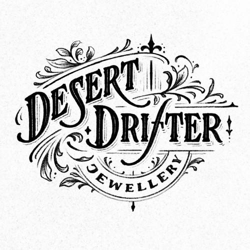 Desert and drifter logo