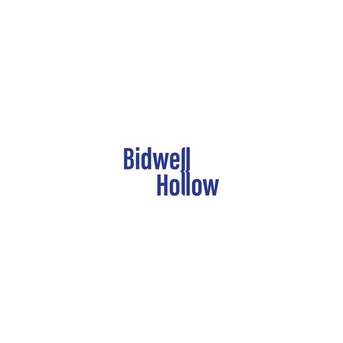 Logo Design for Bidwell Hollow