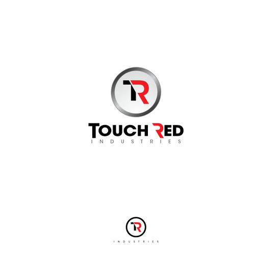 Logo for Touch Red