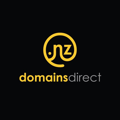logo concept for Domains Direct