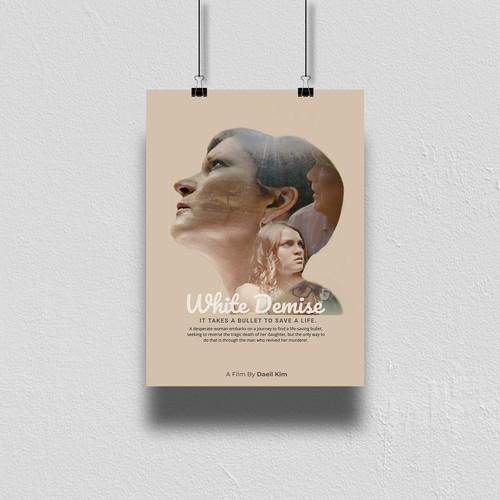 Simple Indie Movie Poster