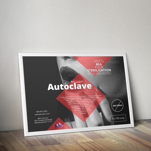 Autoclave poster