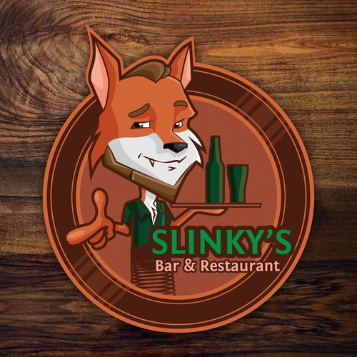 Mascot Concept for a Bar