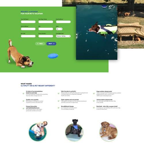 The UltiMutt Inn & Pet Resort