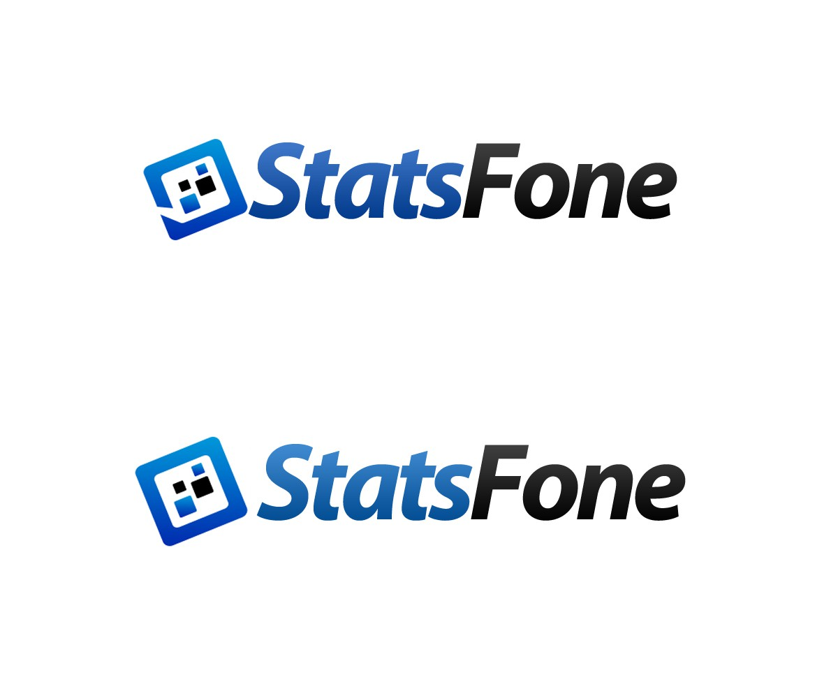 Help StatsFone with a new logo