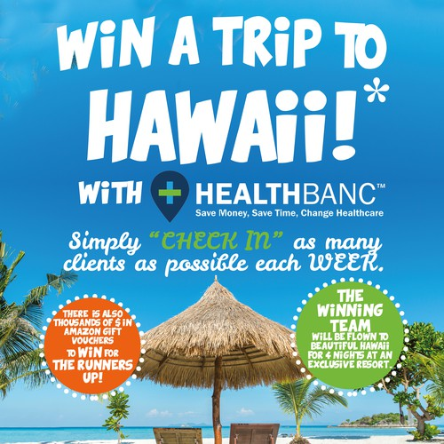 Poster for healthbanc