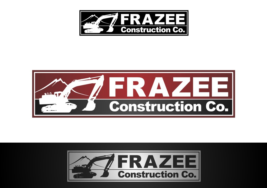 Create the next logo for Frazee Construction Co.