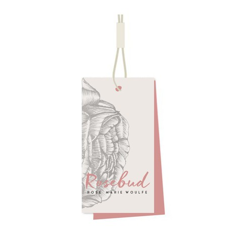 Rosebud brand identity design