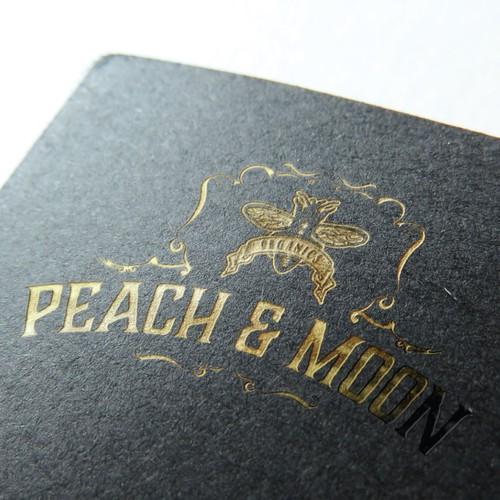 Peach & Moon