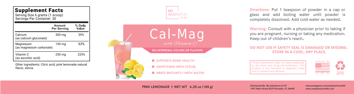 Cal Mag Supplement