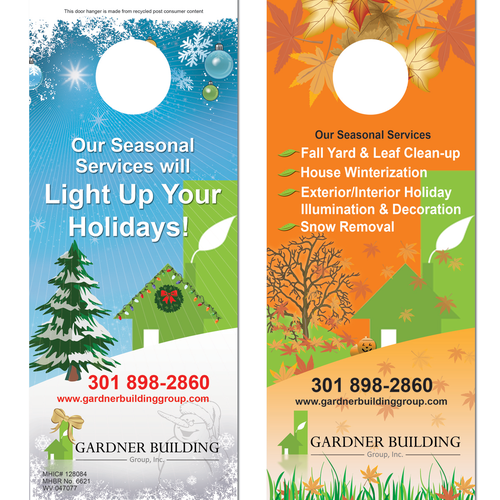 Help Green Builder with Holiday Marketing!