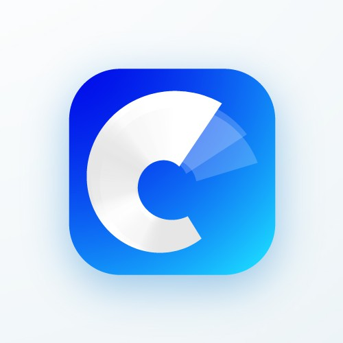 App Icon Design for Document Converter Mobile App.