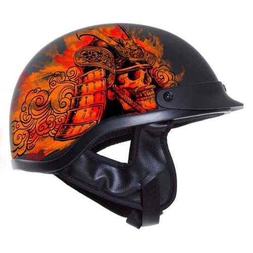 half helm design