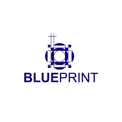 Logo for blueprint