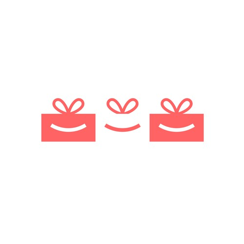 Simple Fun Logo Design for 3 Happy House